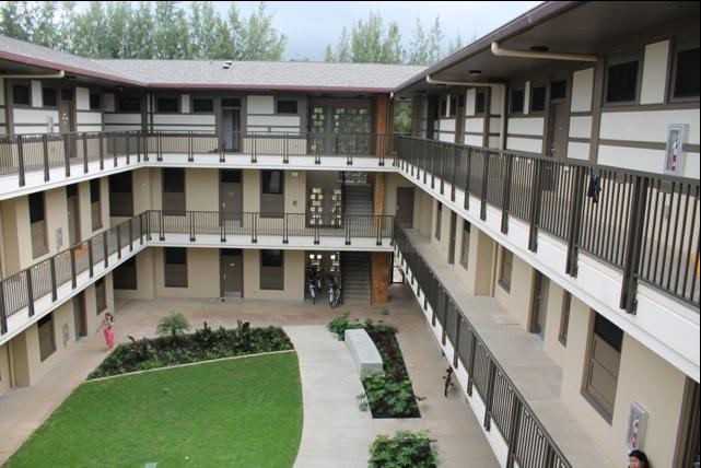 BYU Hawaii Housing