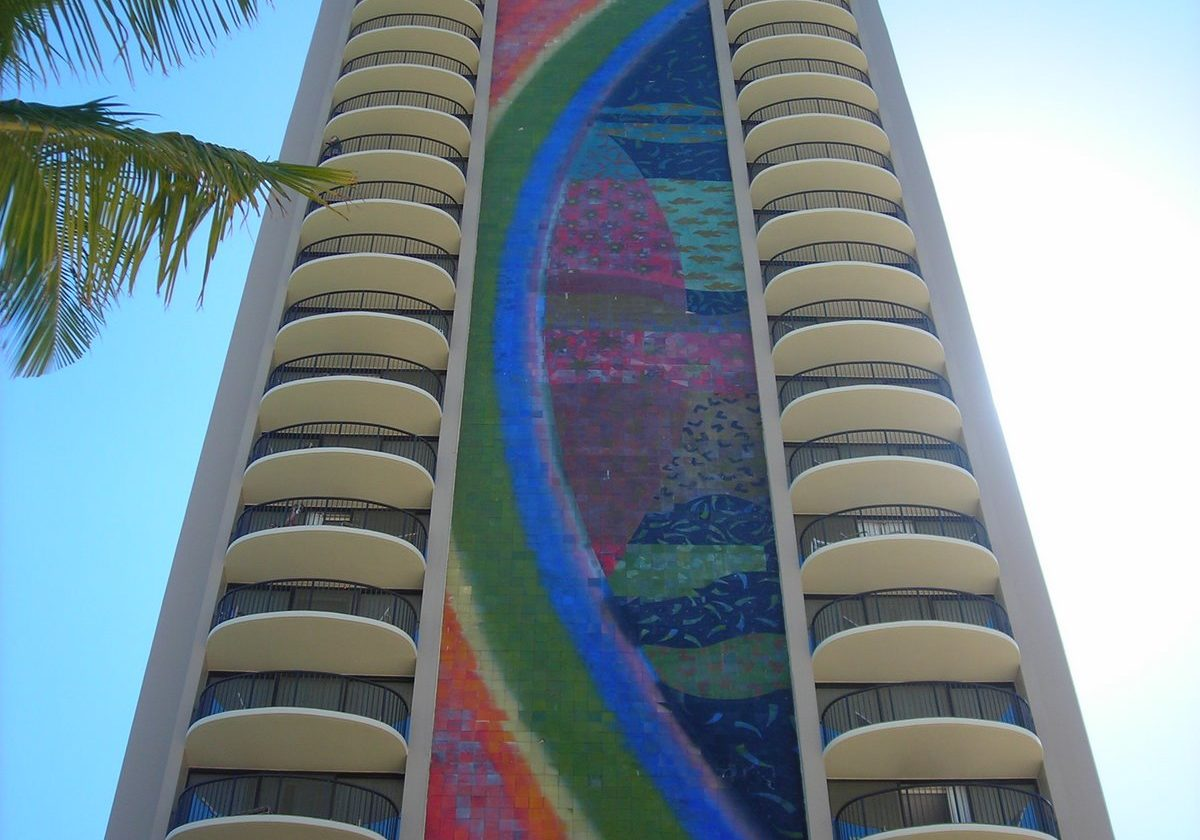 Rainbow Tower, Hawaii Hilton Village, Oahu